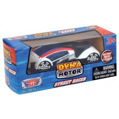 teddies Auto kov plast 7cm asst 8 druhů v krabičce