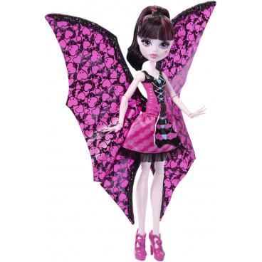 Mattel Monster High NETOPÝRKA DRACULAURA