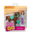 Mattel Mini Barbie na cestách Mini panenka a ponny, různé druhy