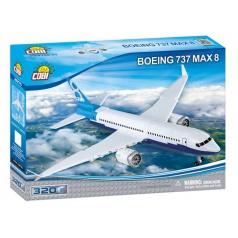 Cobi 26175 Boeing 737 MAX 8, 320 k, stavebnice letadla