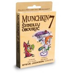 ADC Blackfire hra Munchkin - rozšíření 7.