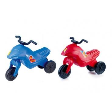 Teddies Odrážedlo Superbike 4 mini plast výška sedadla 26cm nosnost do 25kg asst od 18 měsíců