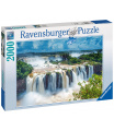 Ravensburger puzzle Vodopád 2000 dílků