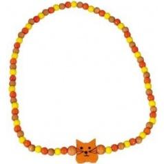 Detský náhrdelník mačka