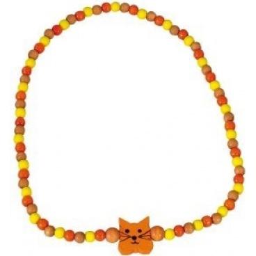Detoa Dětský náhrdelník kočka