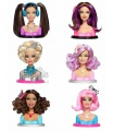 Mattel Barbie Fashionistas SS hlava Swappin Styles