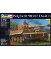 Revell Plastic ModelKit tank 03116 - PzKpfw IV 'Tiger' I Ausf.E (1:72)