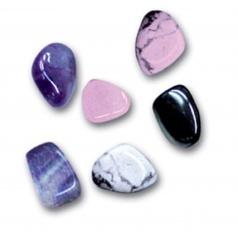 SES Malý průzkumník - drahé kameny růžové, fialové