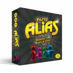 ALBI Párty alias - společenská hra