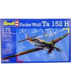 Revell Plastic ModelKit letadlo 03981 - Focke Wulf Ta 152 H (1:72)