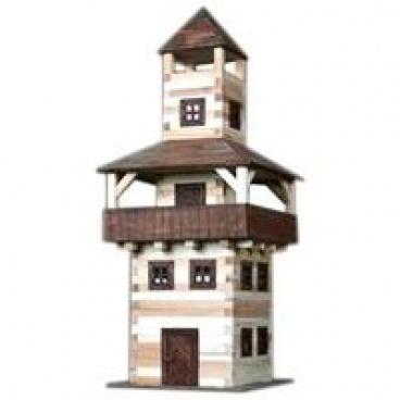Walachia dřevěná stavebnice - Věž