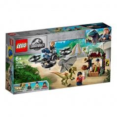 LEGO Jurassic World 75934 Dilophosaurus na útěku