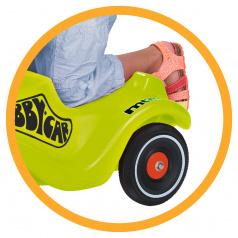 BIG Odstrkovadlo BOBBY CAR RACER zelený