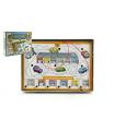 Voltik toys Školička 3 společenská hra na baterie v krabici 22x16x3cm