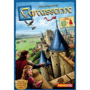 Mindok Carcassonne základní hra