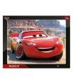 Dino puzzle dětské WD Cars: Blesk McQueen 40D deskové