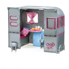 Our Generation Auto na táborování pro panenky 46cm