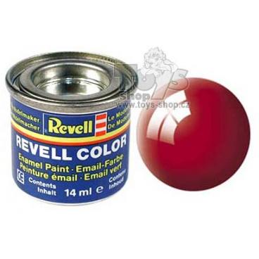 Revell emailová barva 32131 lesklá Fiery Red