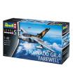 """Revell Plastic ModelKit letadlo 03853 - Tornado GR.4 """"Farewell"""" (1:48)"""