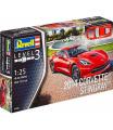 Revell Plastic ModelKit auto 07060 - 2014 Corvette Stingray C7 (1:25)