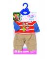Zapf Creation BABY born® Oblečení na chlapečka, 2 druhy asort, 824535