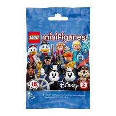 LEGO Minifigúrky 71024 Disney - 2. séria