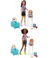 Mattel Barbie CHŮVA HERNÍ SET ASST FHY97