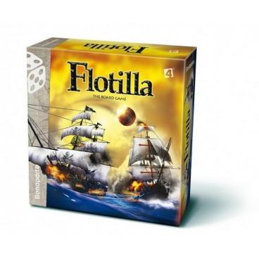 Bonaparte Flotilla společenská hra v krabici 30x30x9cm