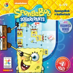 Mindok Smart hra - Spongebob