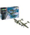 Revell ModelSet letadla 63710 - Bf109G-10 & Spitfire Mk.V (1:72)