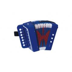 Harmonika ťahacie plast v krabici 19x18x10cm