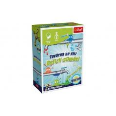 Výroba slizu mini sada vědecká hra 2 pokusy Science 4 you v krabičce 11x16cm