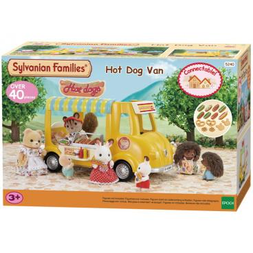 Sylvanian Families 5240 Pojízdný obchod s Hot dogy