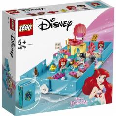 LEGO Ariel a jej rozprávková kniha dobrodružstiev