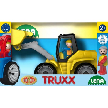 Lena Truxx nakladač v okrasné krabici