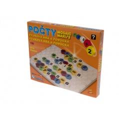 Vista Počty - Mosaic Maxi/2