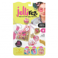 TM Toys Jelli Rez - základný set na výrobu bižutérie cukrovinky