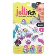 TM Toys Jelli Rez - základný set na výrobu bižutérie fantázia