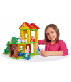 Big PlayBig BLOXX Peppa Pig Domeček na hraní