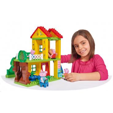 Big PlayBig Bloxx Big PlayBig BLOXX Peppa Pig Domeček na hraní
