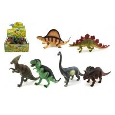 Dinosaurus plast 40cm asst různé druhy