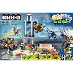 Hasbro KRE-O Cityville Interaktivní stavebnice Mrakodrap