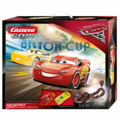 Carrera GO 62422 Autodráha Cars 3 - Ride Track