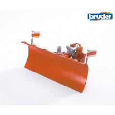 Bruder Užitkové vozy - nástavec pluh na sníh