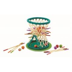 Hape Pallina dovednostní hra z bambusus