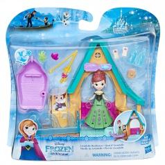 Hasbro Disney Frozen Hrací set mini panenky ast
