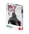 Dino puzle Pod Eiffelovou věží 500D