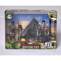 Mac Toys Vojenská sada s figurokou