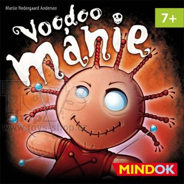 MINDOK hra Voodoo Mánie