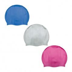 Bestway Čepice na plavání (modrá/bílá/růžová)